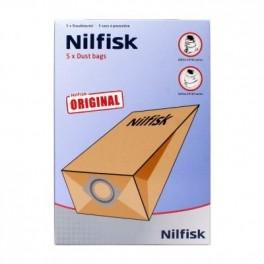 Boite de 5 Sacs Nilfisk GS/GM80